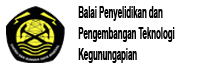 4. Balai Penyelidikan dan pengembangan Teknologi Kegunungapian