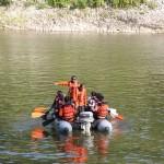 Latihan Water Rescue